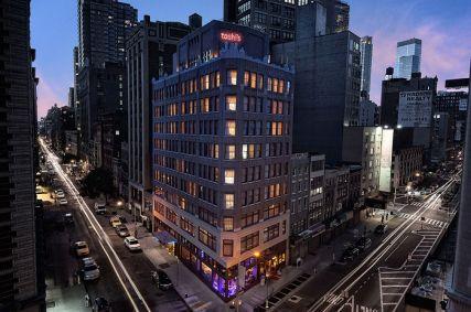 Flatiron Hotel, New York City
