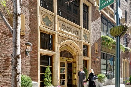 Library Hotel, New York City