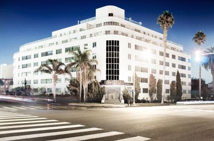 Hotel Shangri-la At The Ocean, Los Angeles