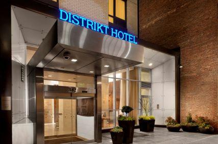 Distrikt Hotel, New York
