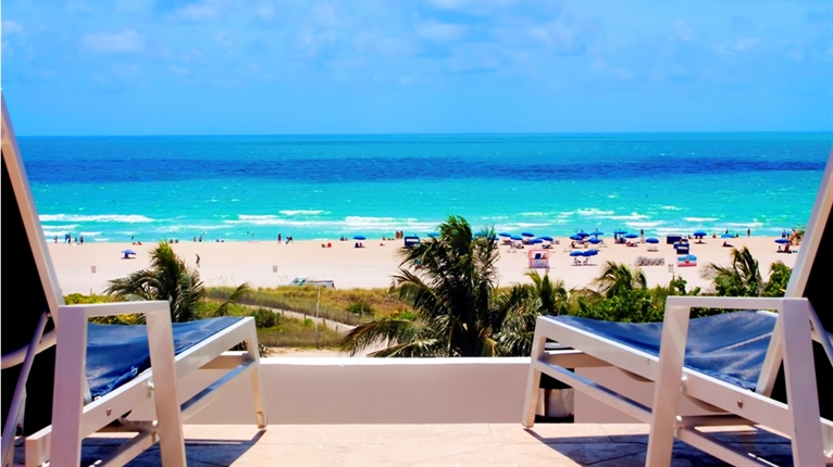 Congress Hotel South Beach, Miami