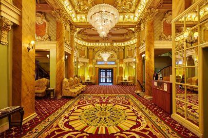 The Hotel Wolcott, New York