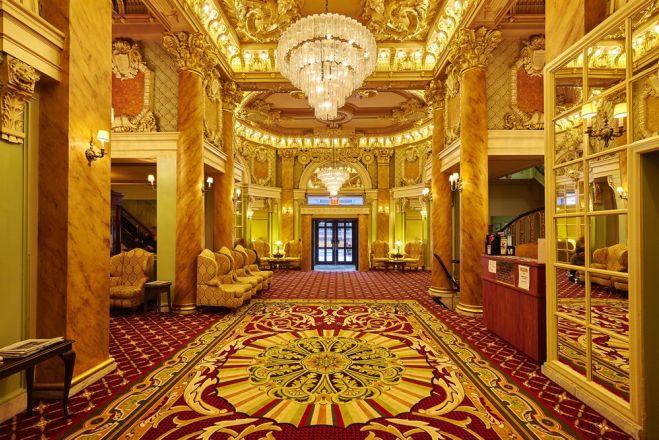 The Hotel Wolcott