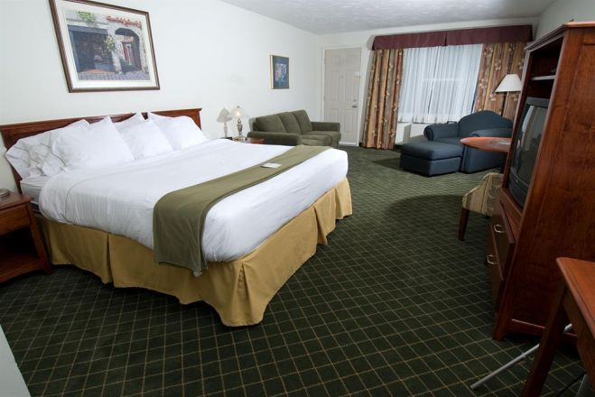 Holiday Inn Express Hotel & Suite Moncton