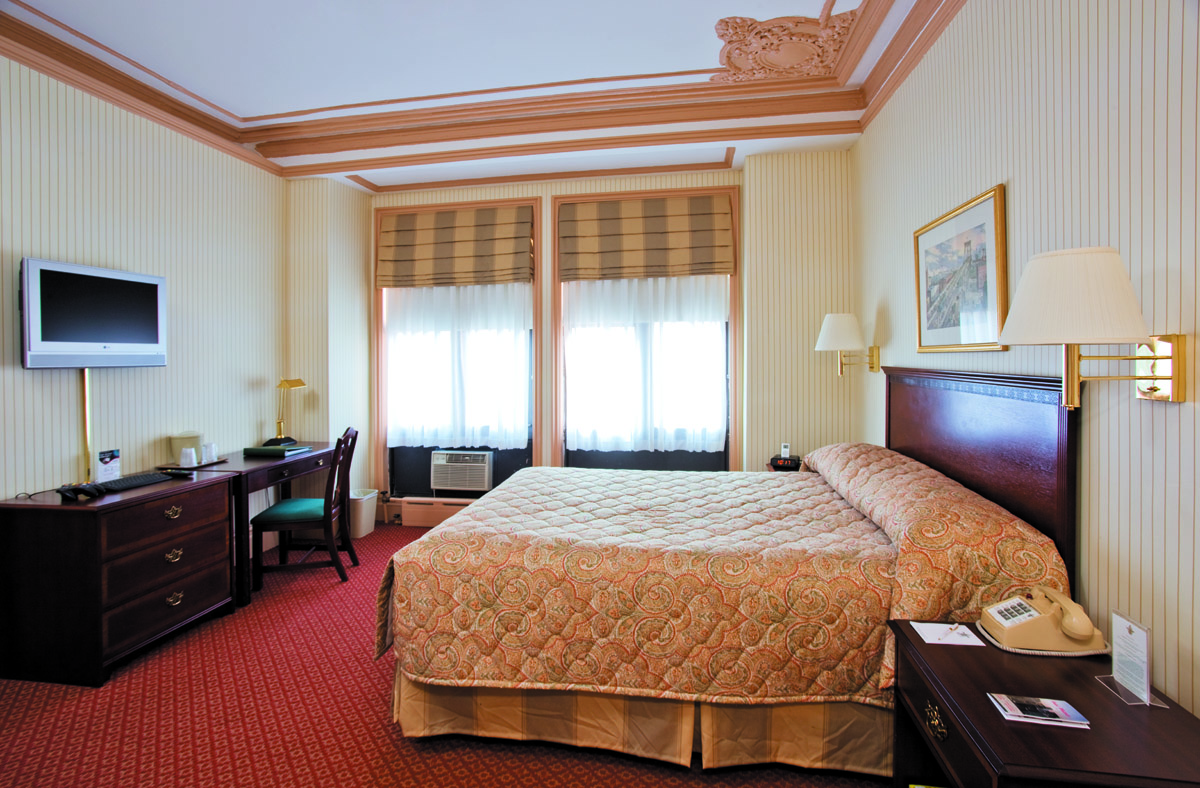 The Hotel Wolcott New York