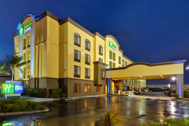 Holiday Inn Express SFO Airport North