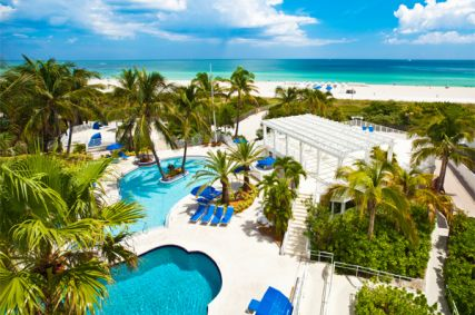 The Savoy Hotel On South Beach, Miami