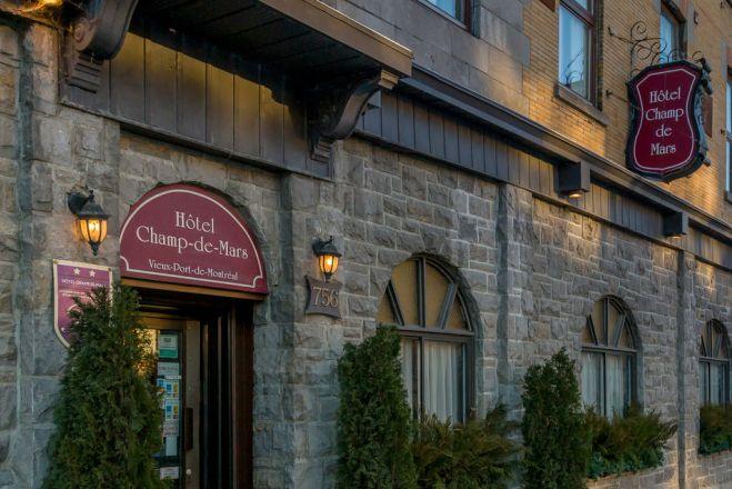 Hotel Champ-de-Mars