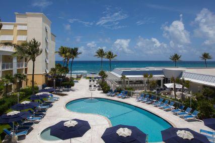 Delray Sands Resort, Boca Raton