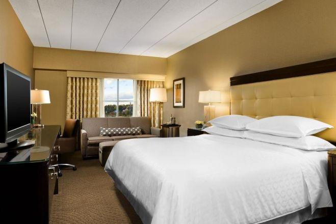 Sheraton Boston Needham Hotel