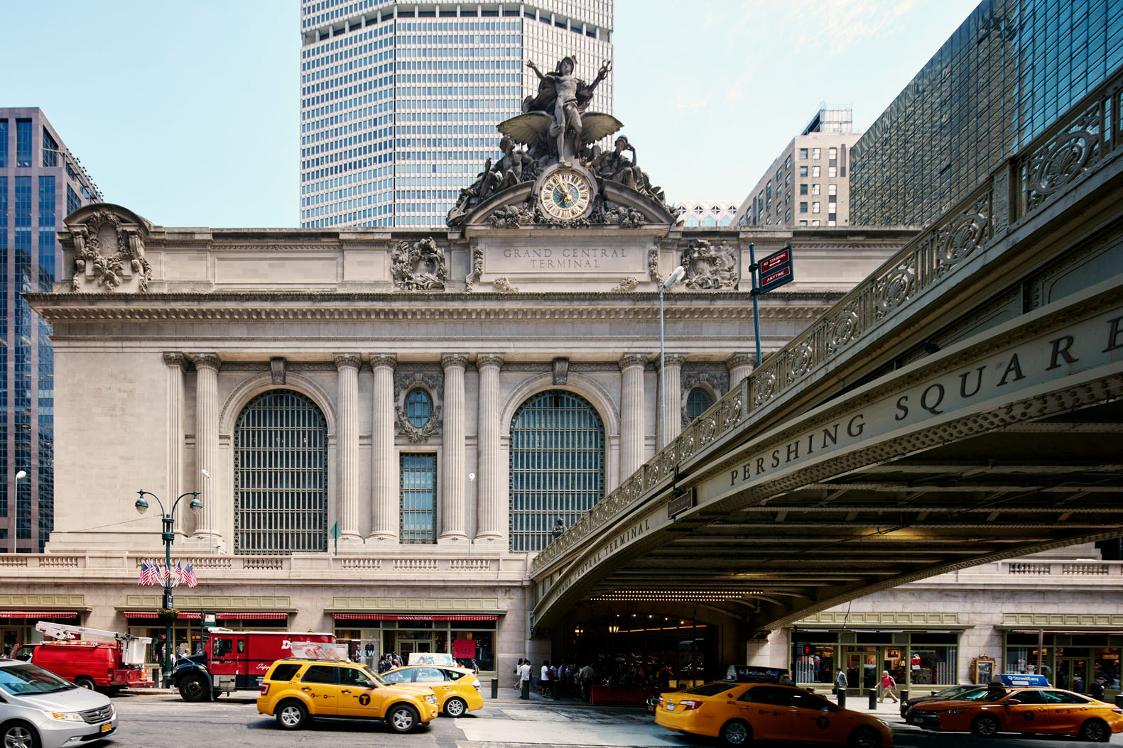 Club Quarters Hotel Grand Central   Von