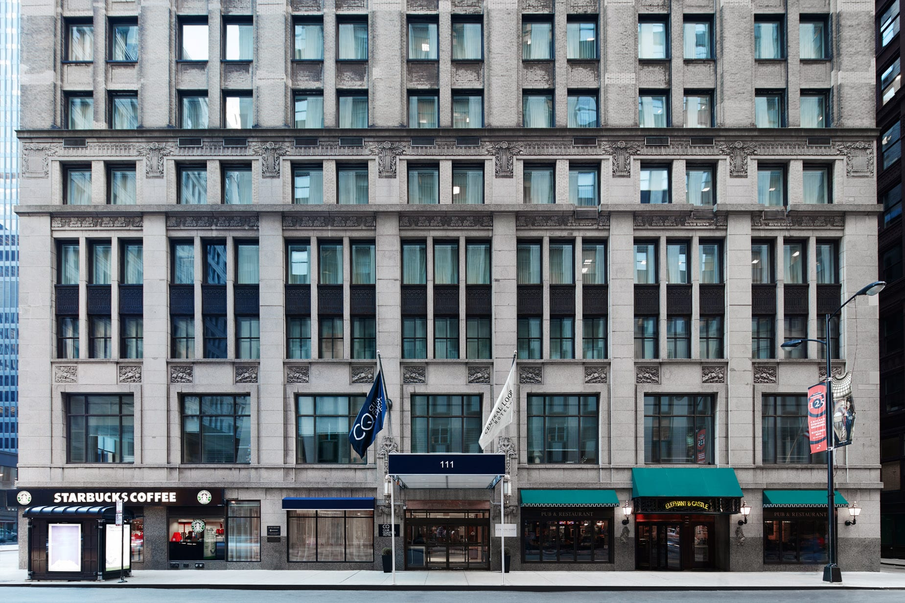 Club Quarters Hotel Central Loop Chicago