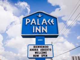 Hotel Palace Inn Westpark Blue image