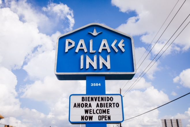 Palace Inn Westpark Blue