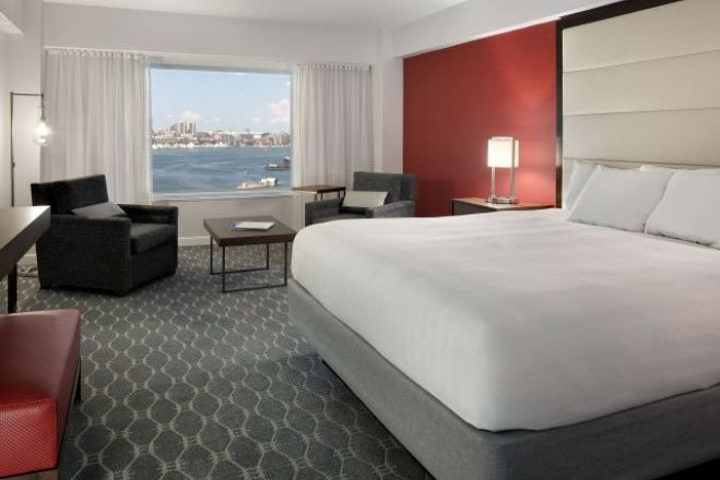 Hyatt Regency Boston Harbor - Logan Apt