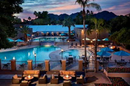 The Scottsdale Plaza Resort, Scottsdale