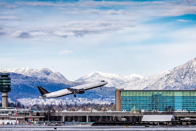 Fairmont Vancouver Airport In - Terminal Hotel