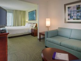 Hotel SpringHill Suites Raleigh-Durham Airport image