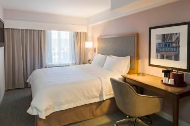 Hampton Inn Manhattan- Madison Square Garden
