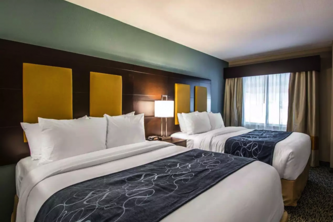 Comfort Suites Fort Lauderdale Airport South & Cruise
