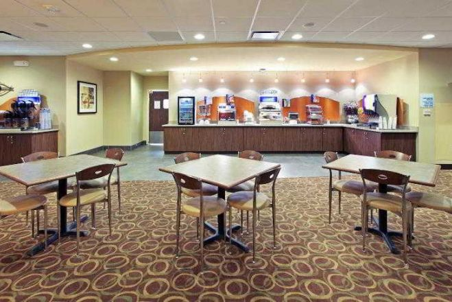 Holiday Inn Express & Suites Downtown Fort Worth