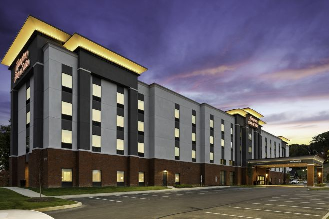Hampton Inn & Suites Cranberry Pittsburgh