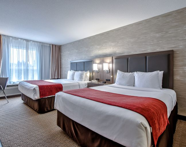 Comfort Inn And Suites Calgary South
