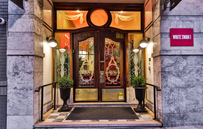White Swan Inn San Francisco, San Francisco