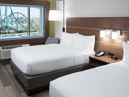 Hotel Holiday Inn Express & Suites Orlando At Seaworld image