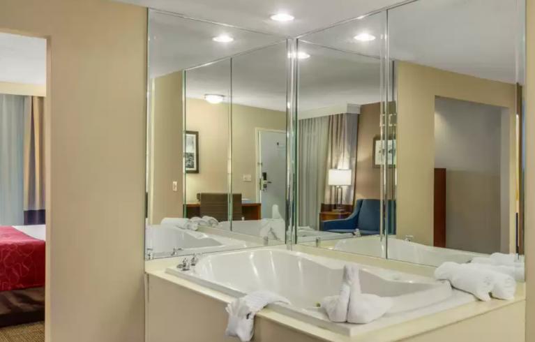 Comfort Suites Oakbrook Terrace Near Oakbrook Center, Oakbrook Terrace
