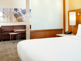 Hotel SpringHill Suites By Marriott - Houston Intercontinental Airport Hotel image
