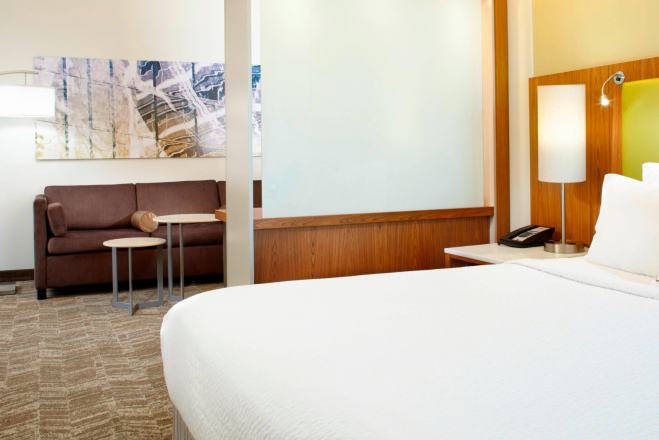 SpringHill Suites By Marriott - Houston Intercontinental Airport Hotel