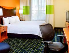 Hotel Fairfield Inn & Suites Phoenix Midtown image
