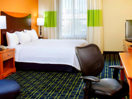 Hotel Fairfield Inn & Suites Phoenix Midtown image