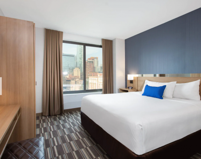 Microtel Inn & Suites By Wyndham Long Island City NYC