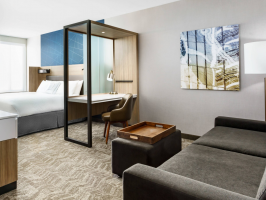 Hotel Springhill Suites By Marriott Belmont / Redwood Shores image