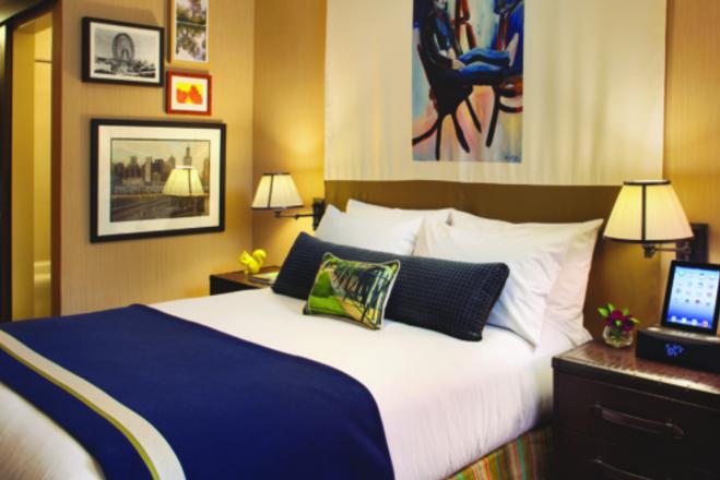 Hotel Lincoln Chicago