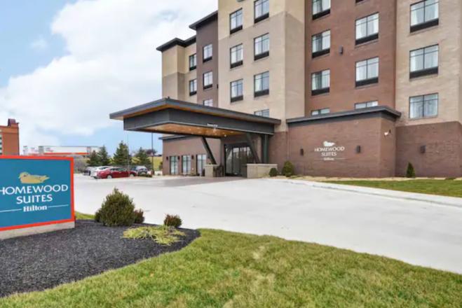 Homewood Suites Cincinnati West Chester