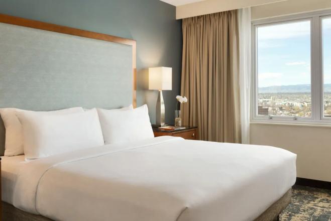 Embassy Suites By Hilton Denver Downtown Convention Center