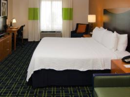 Hotel Fairfield Inn By Marriott St. Louis Fenton image