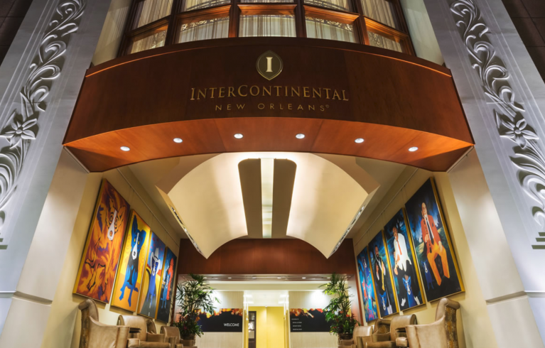 InterContinental New Orleans, New Orleans