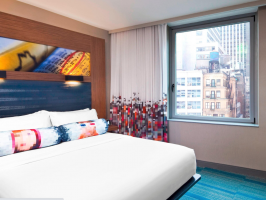 Hotel Aloft Manhattan Downtown - Financial District image