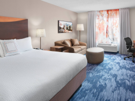 Hotel Fairfield Inn By Marriott Denver Airport image