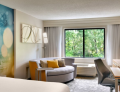 Hotel Courtyard By Marriott Charlotte Airport/Billy Graham Parkway image