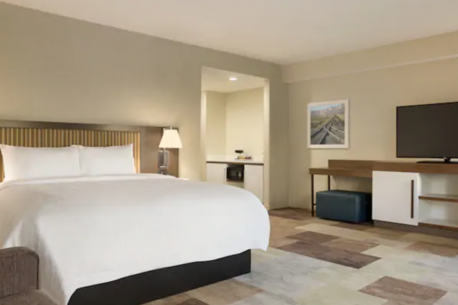 Hampton Inn By Hilton Salt Lake City Cottonwood