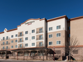 Hotel Courtyard By Marriott Fort Worth Historic Stockyards image