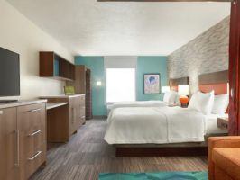 Hotel Home2 Suites By Hilton Boise Downtown image